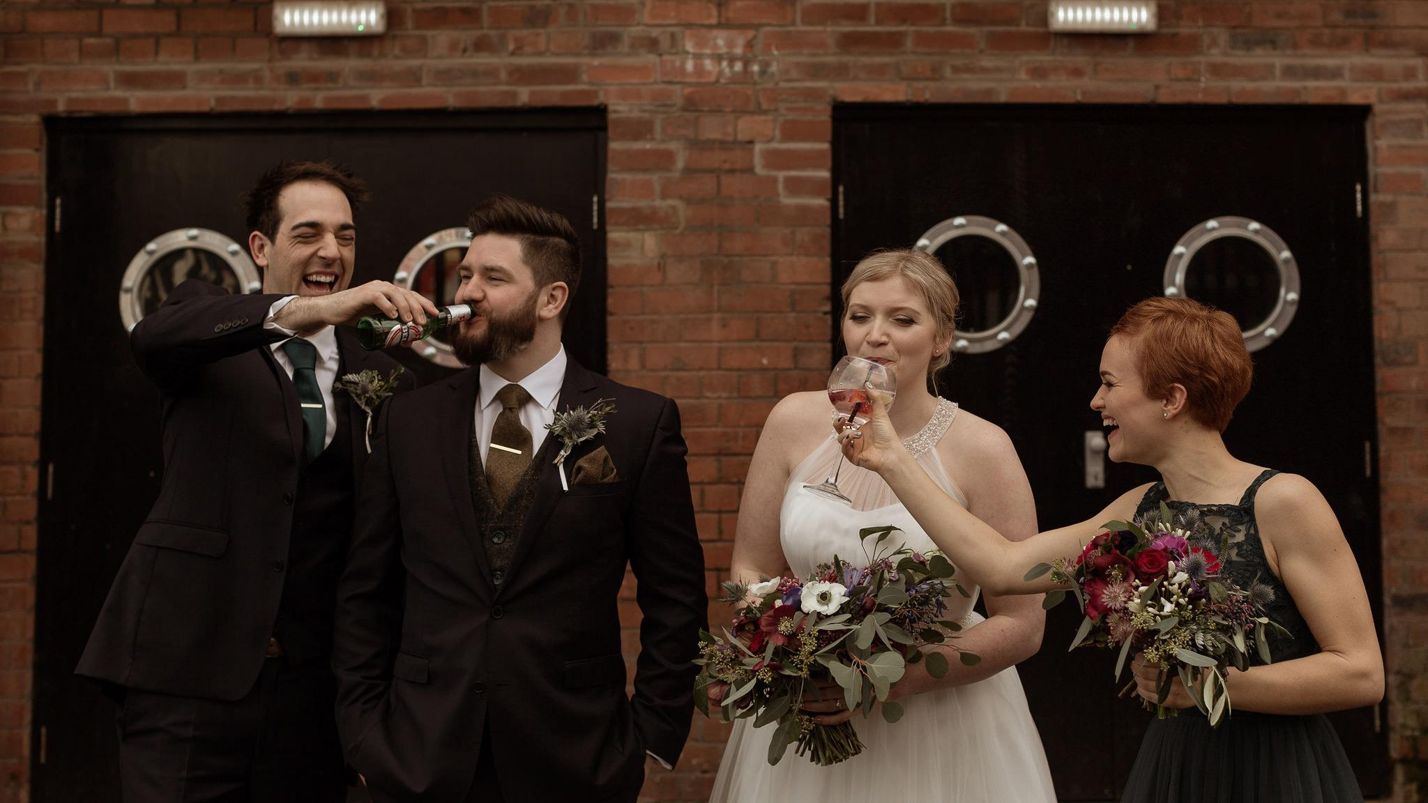 South Farm, Cambridgeshire Wedding Photography