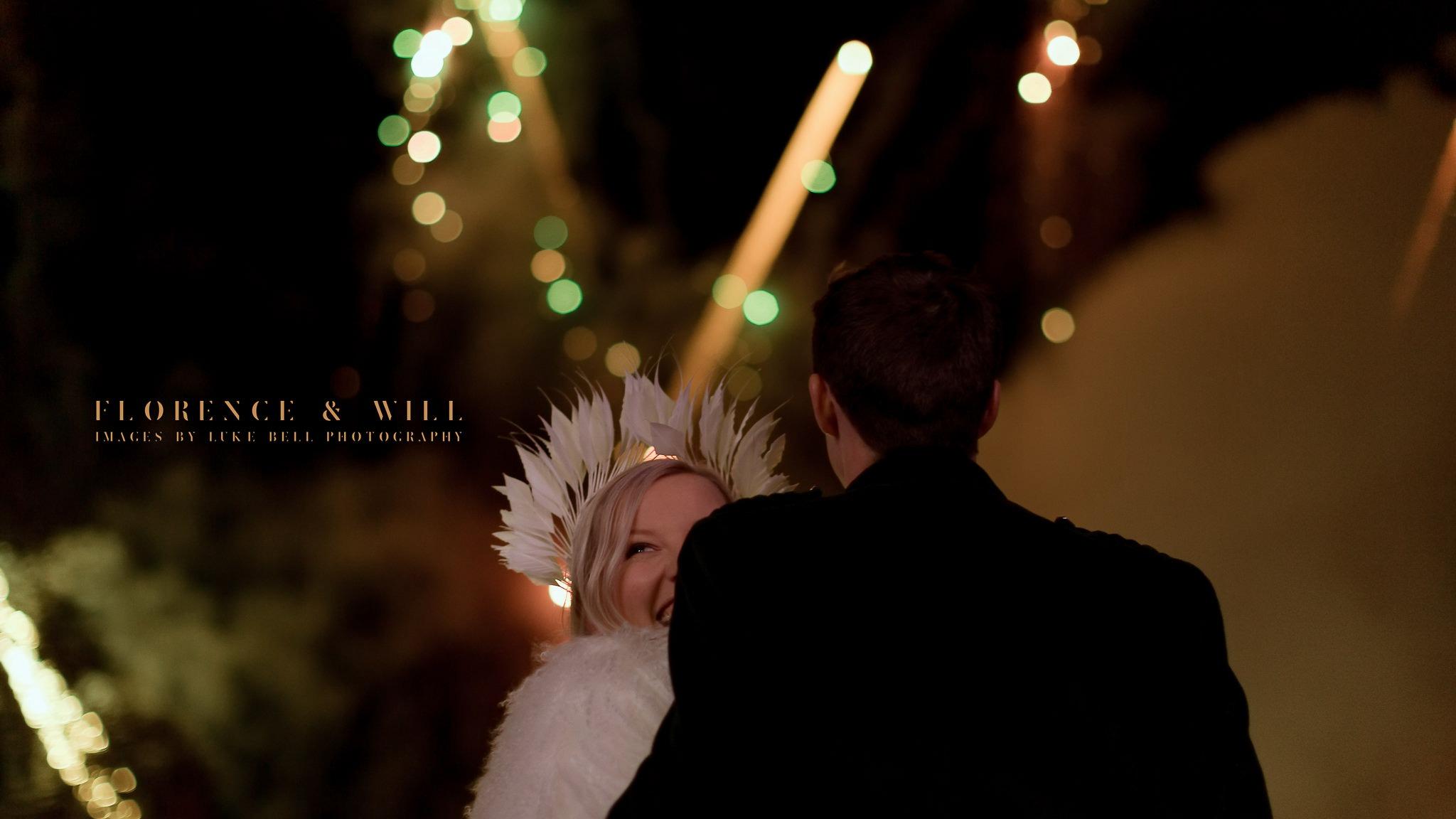 Hogmanay Wedding Photography | Florence + Will