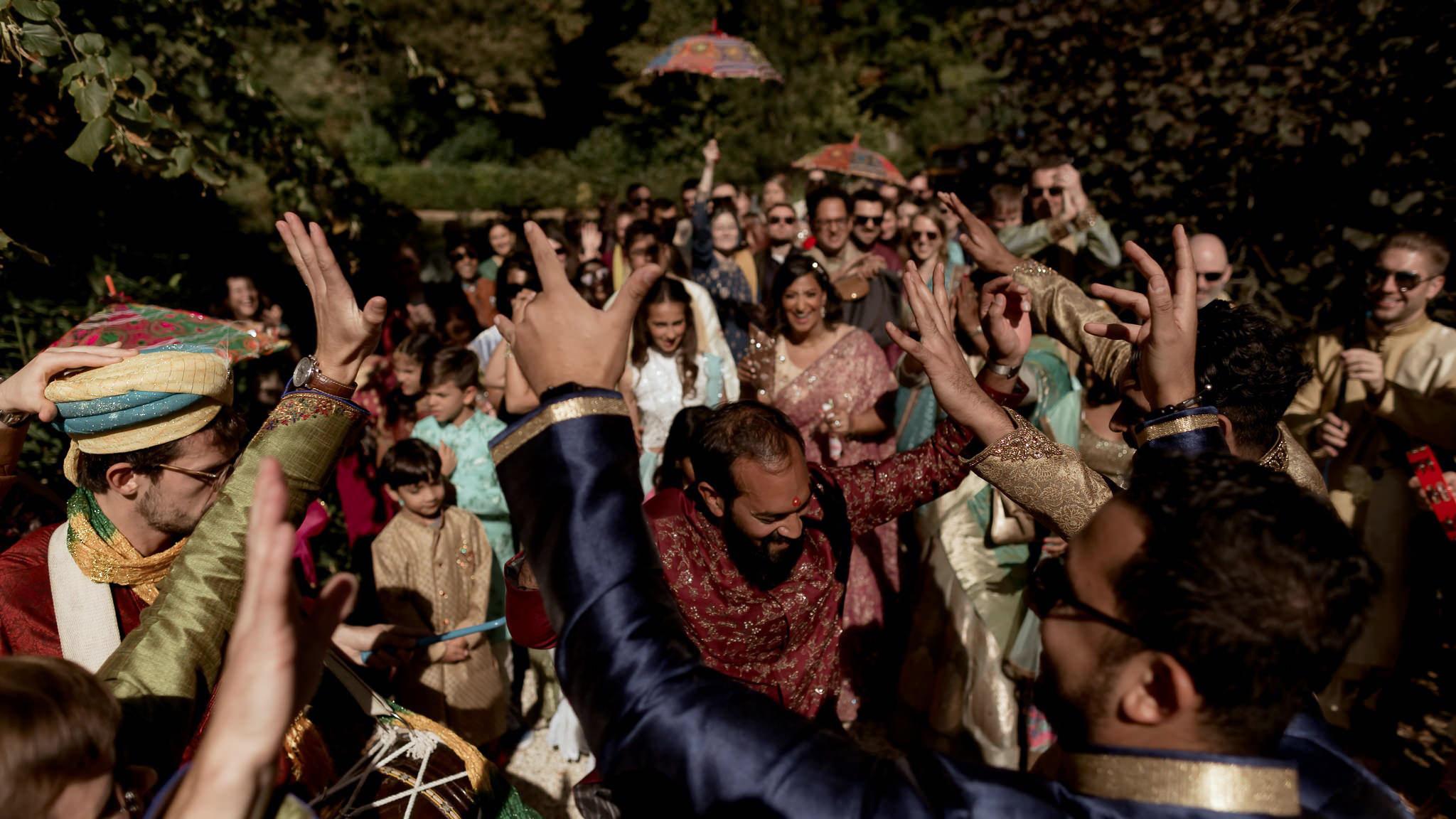Sezincote Wedding Photography