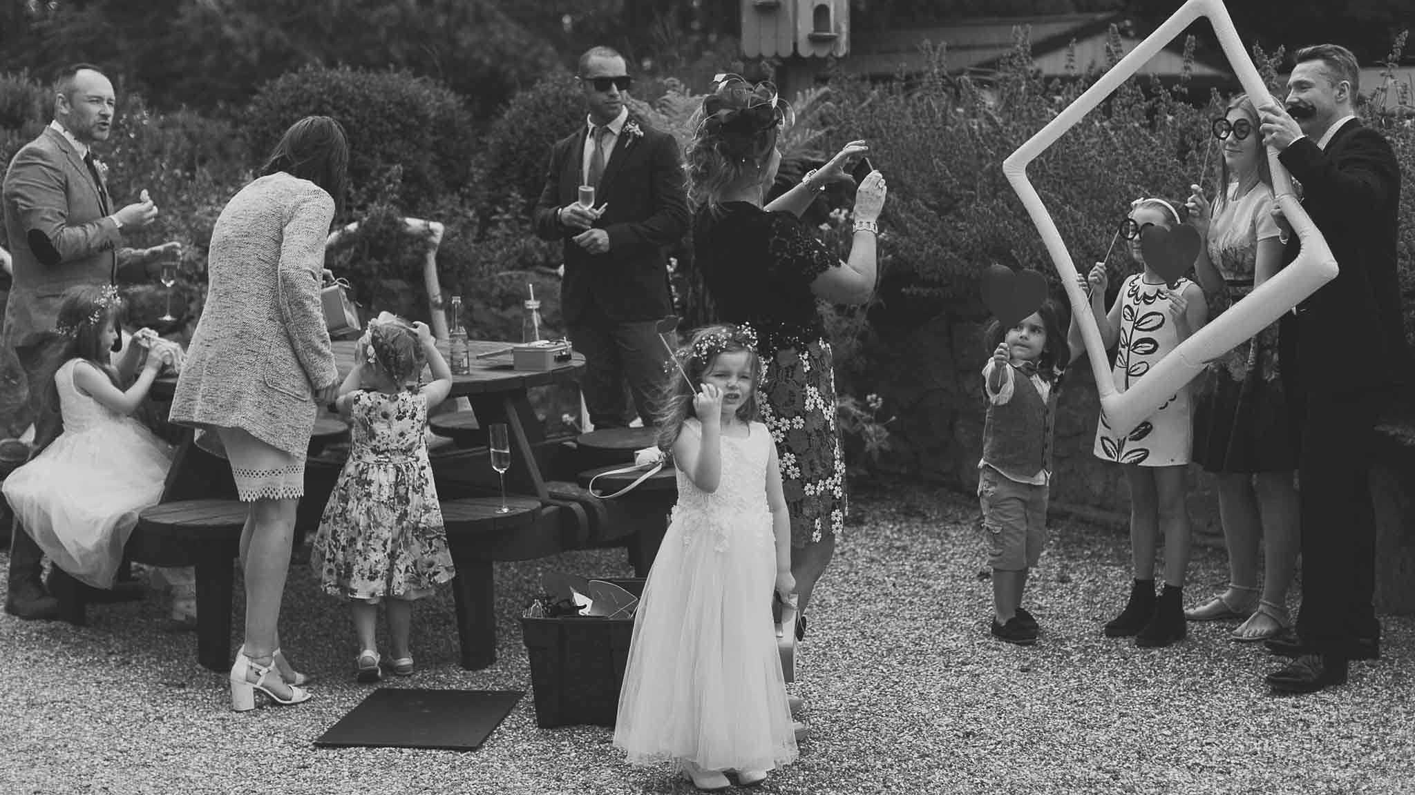 Broughton Hall Wedding Photography