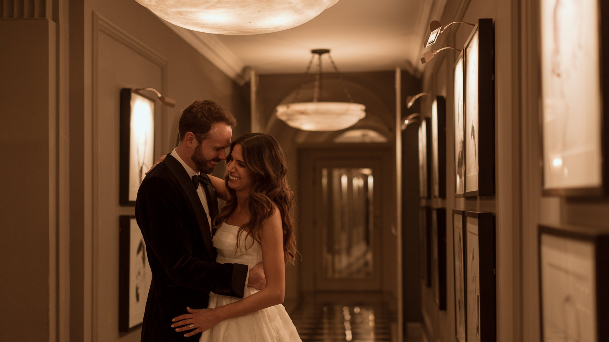 Claridges Hotel London Wedding Photography | W + J