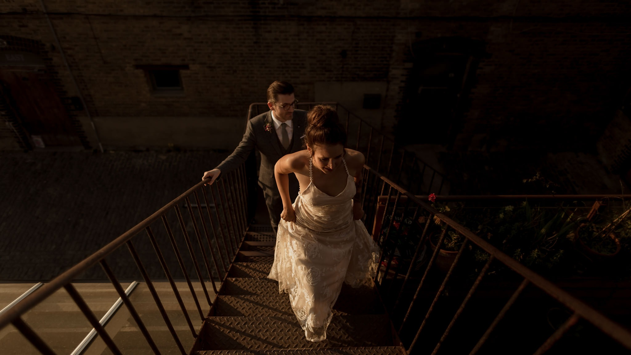 London Hackney Wedding