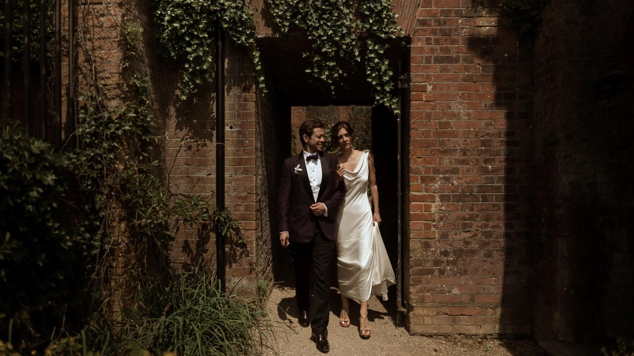 Burgh House Hampstead Wedding Photographer
