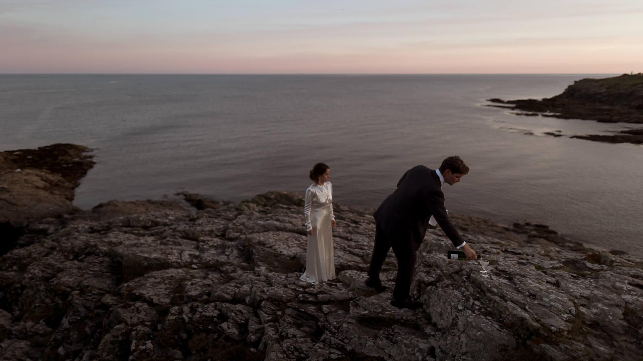 Cornish Wedding Photography 2018   Layla + Ed