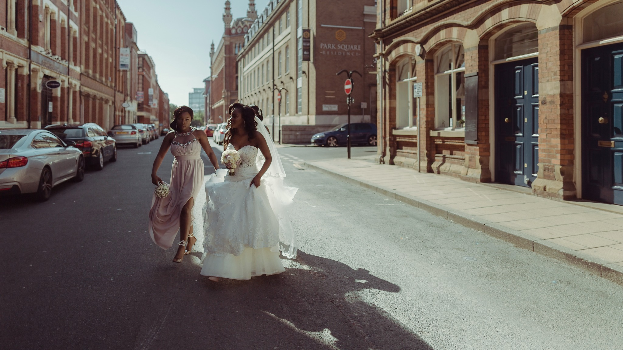 Modern Bristol Wedding Photography