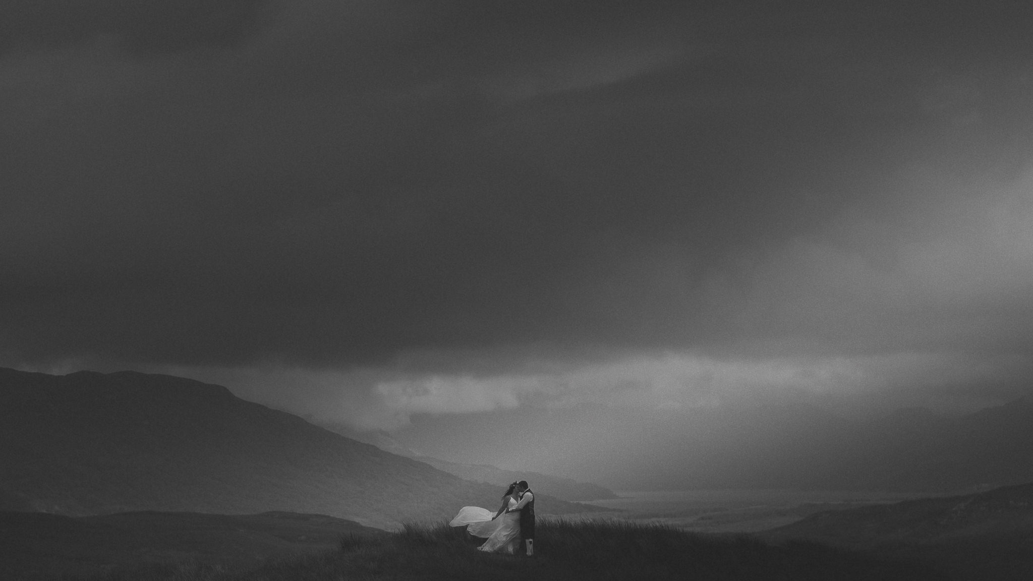 Fay + Chris | Skye Elopement Wedding Photographer