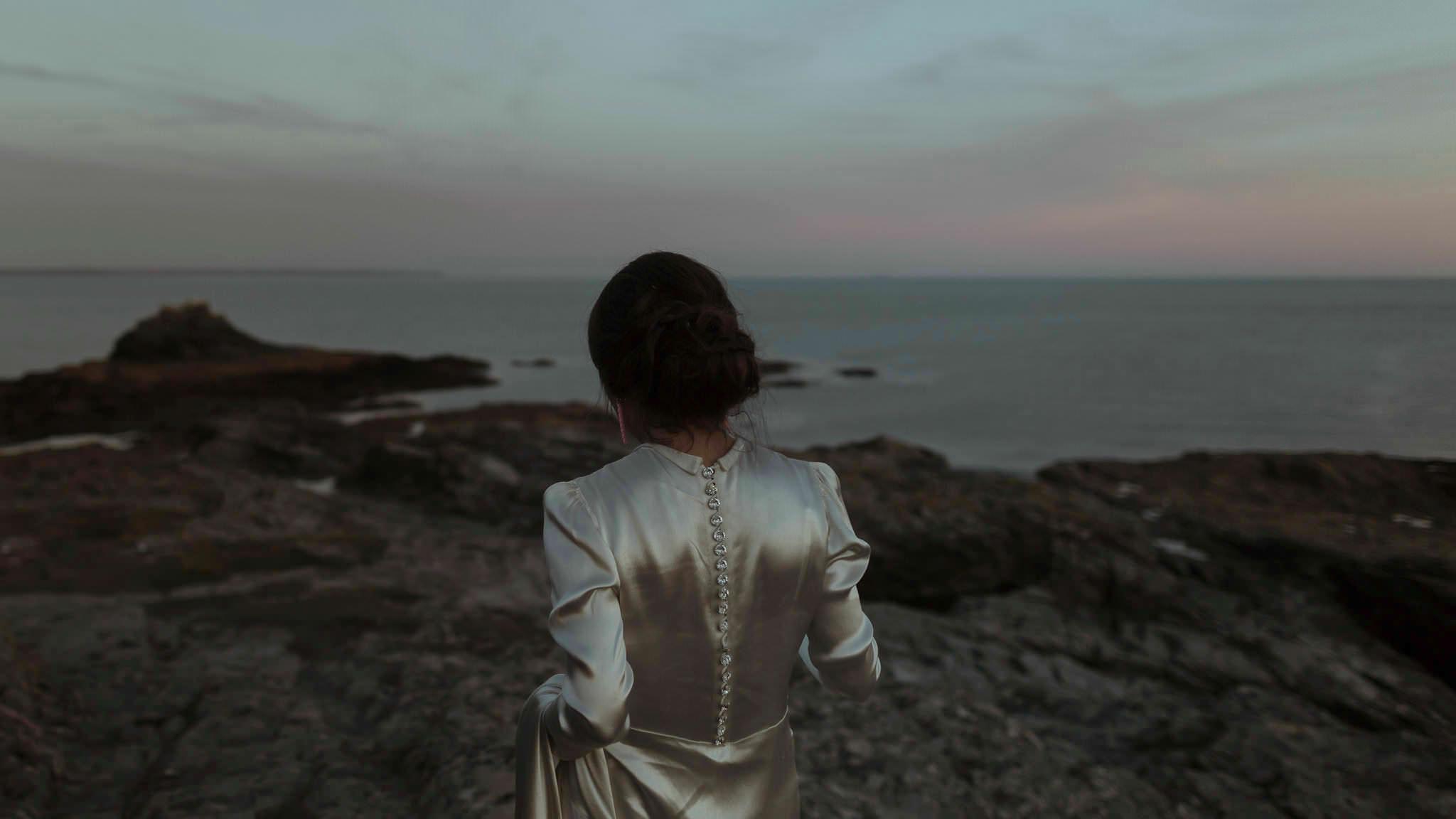 Cornish Wedding Photography Prussia Cove