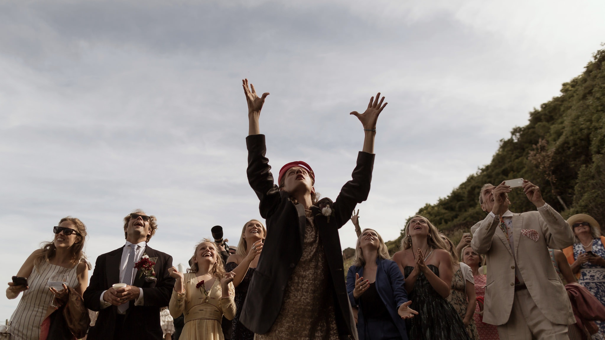 Prussia Cove, Cornwall Wedding | Layla + Ed