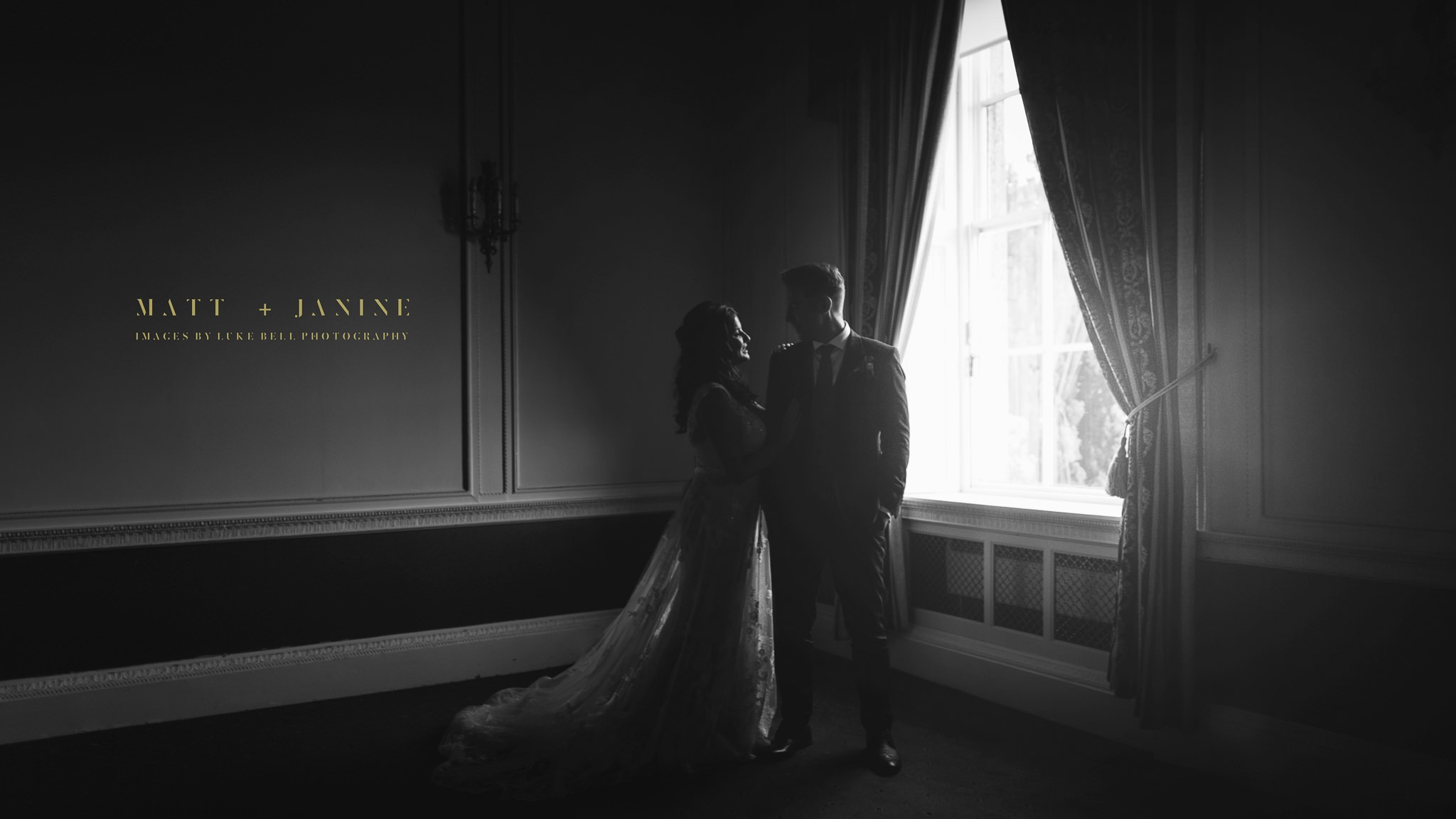 Denton Hall, Ilkley Wedding Photography | Matt + Janine