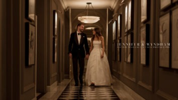 Claridges Wedding Photography | Jennifer + Wyndham