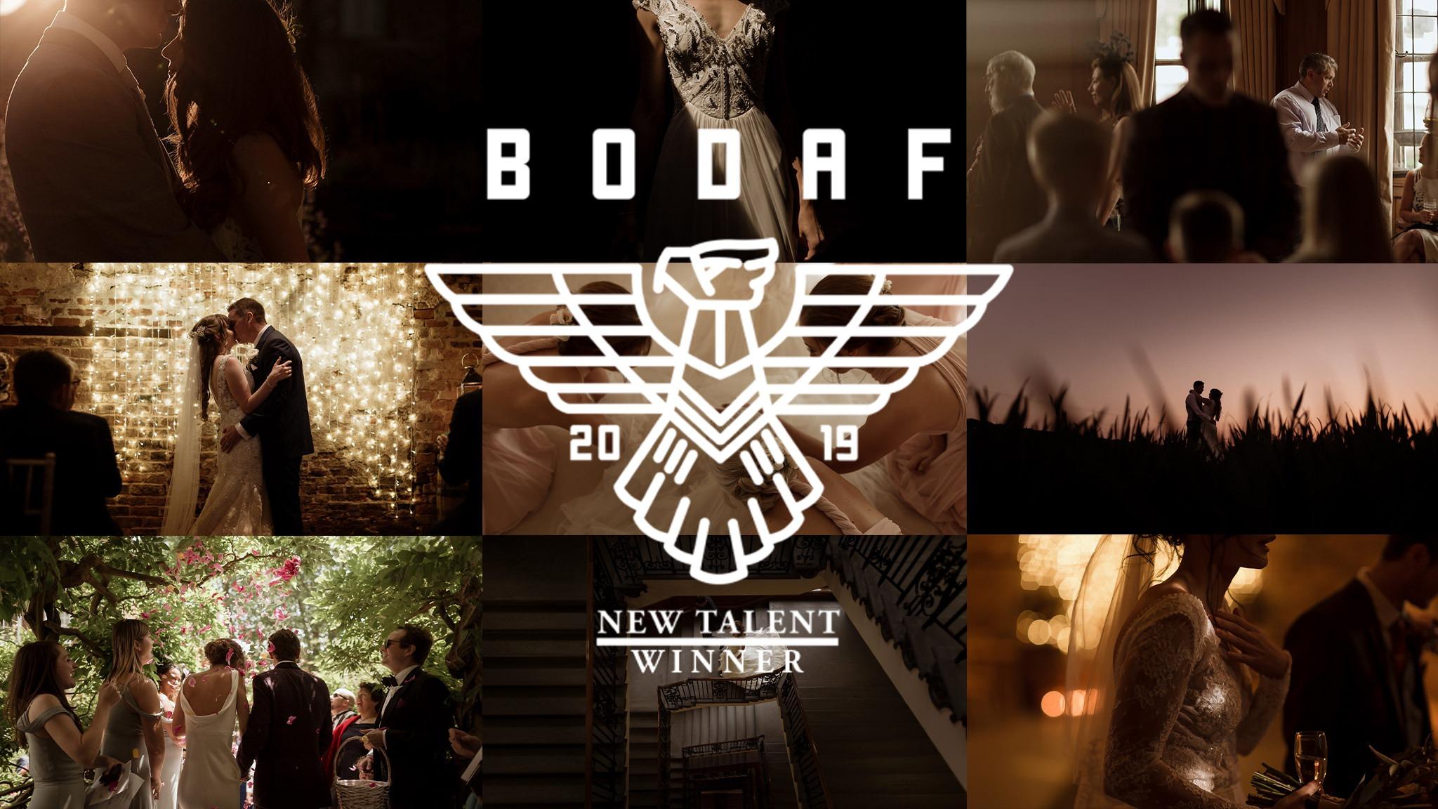 Winner - BODAF New Talent 2019