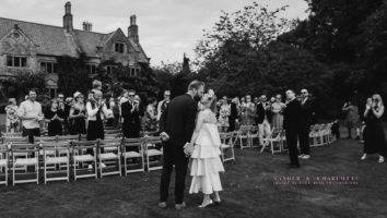 Crayke Manor Wedding Photography