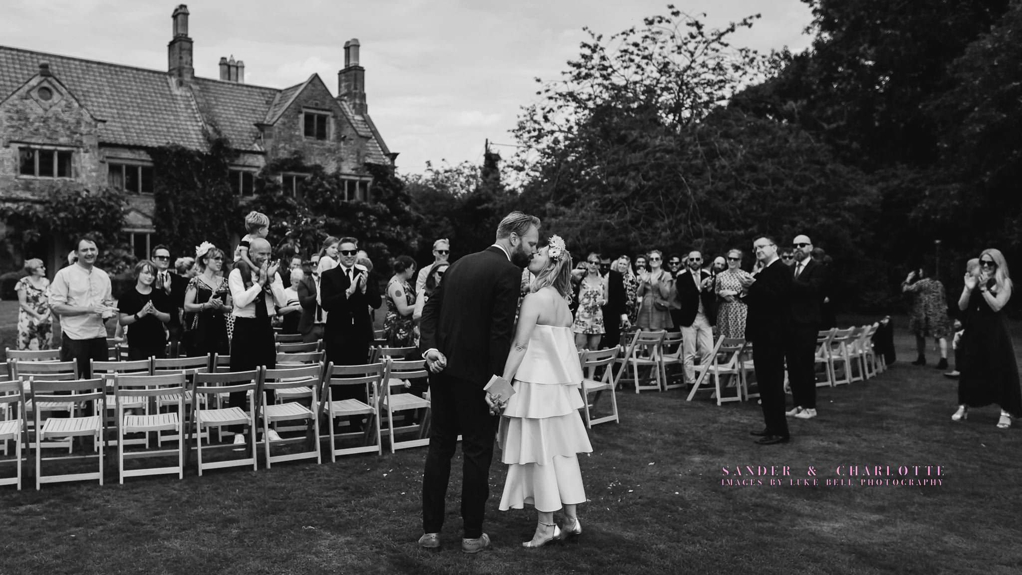 Crayke Manor Wedding Photography | Sander + Charlotte