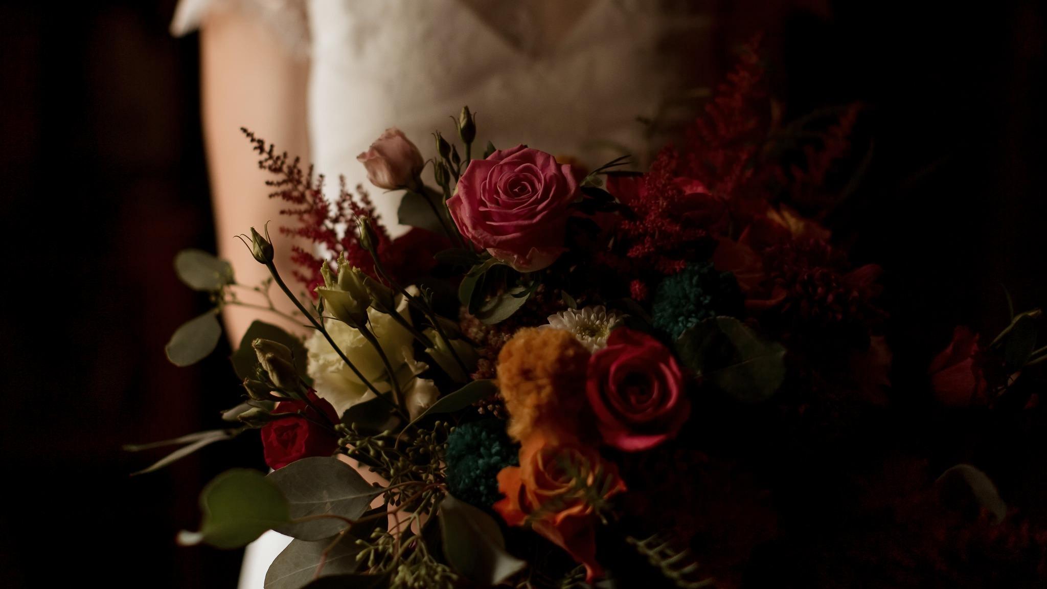 Markington Hall Wedding Photography