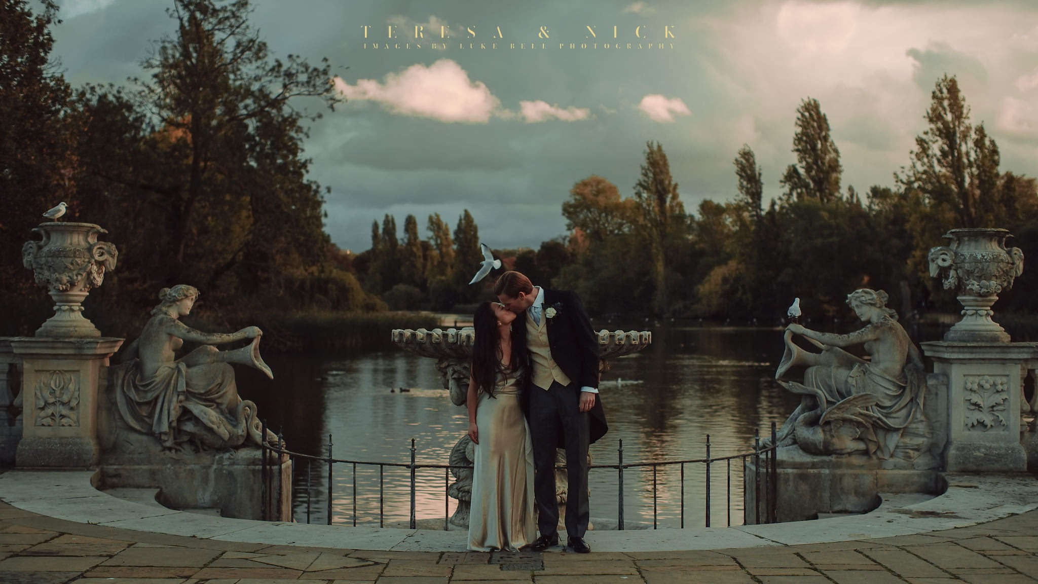 Nottinghill Wedding Photography – Teresa & Nick