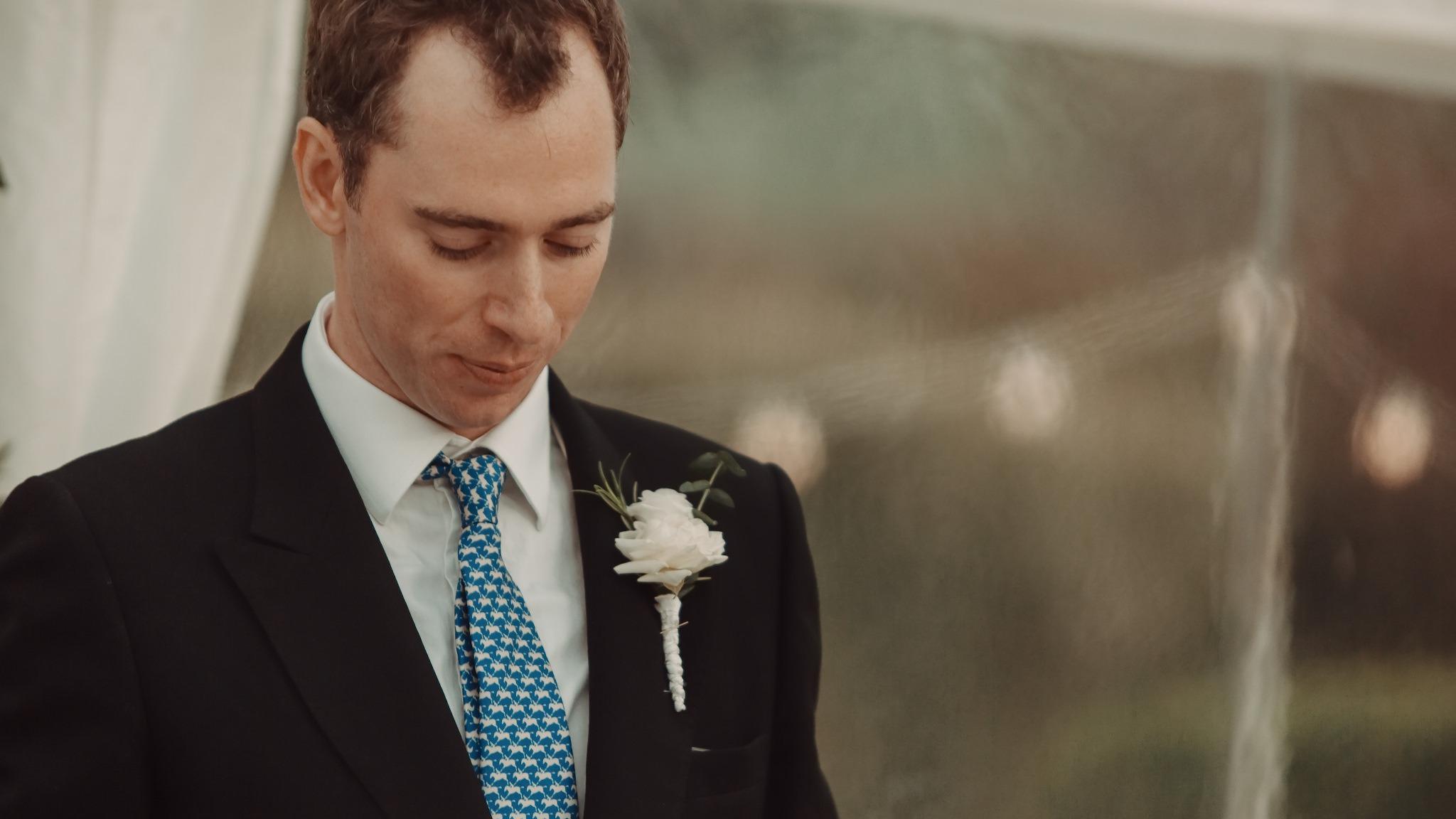 Polzeath Beach Wedding Photography