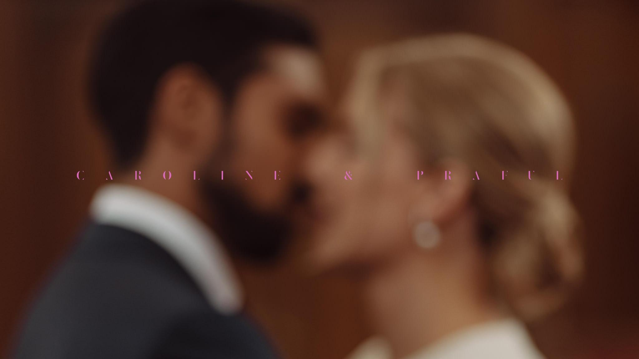 Smithfield Markets London Wedding – Caroline + Praful