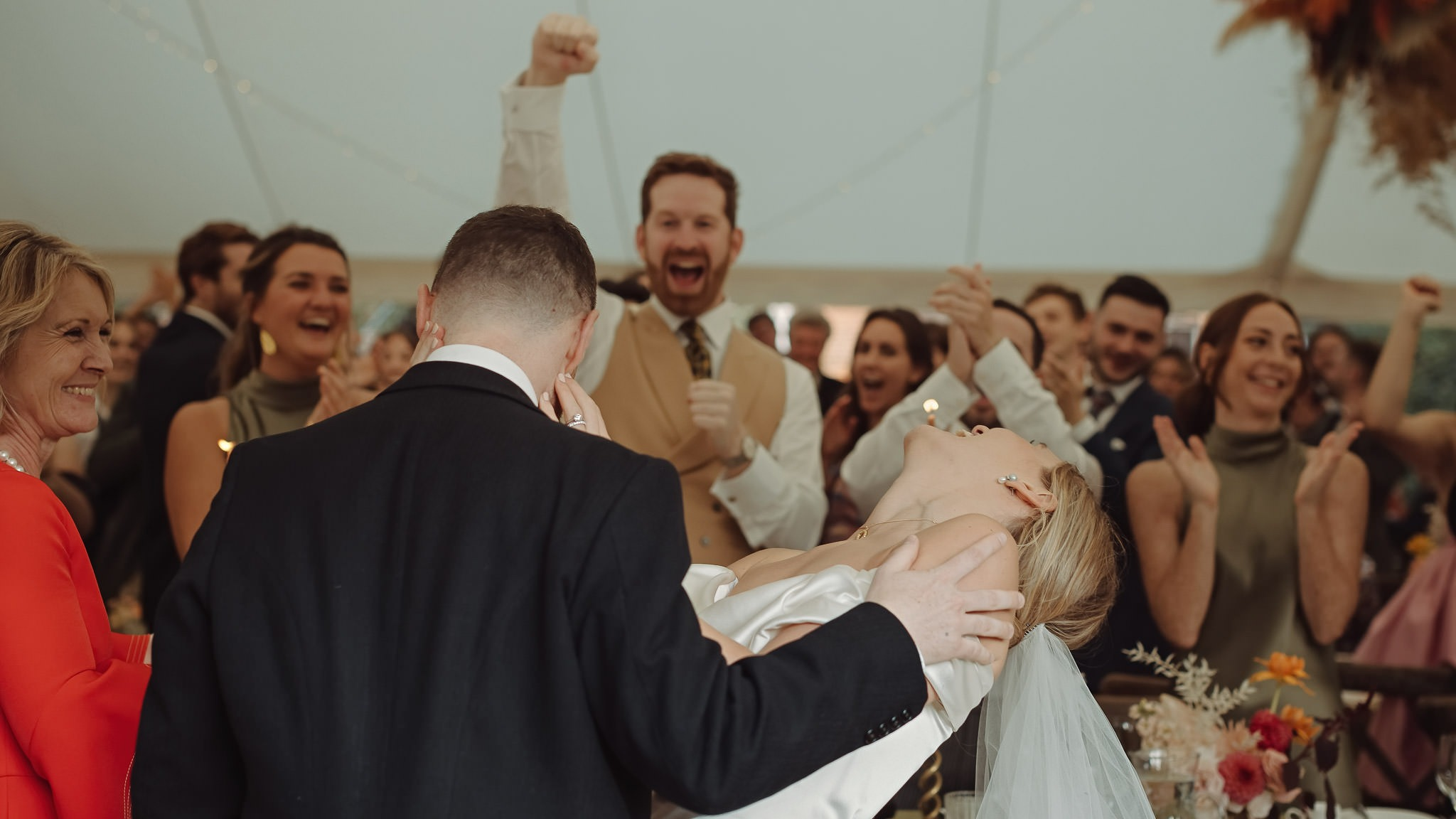 Modern Country Wedding Photography