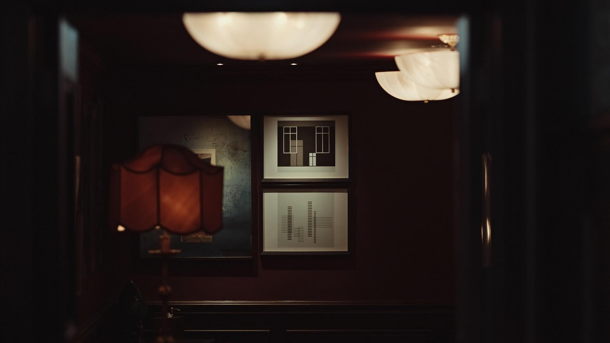 NoMad Hotel London Wedding Photography by Luke Bell